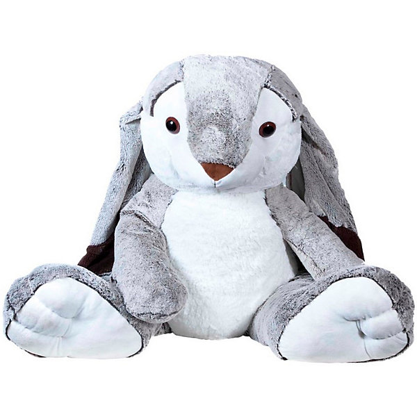 Molly Мягкая игрушка Molli Заяц, 100 см игрушка мягкая заяц в розовой шубе 30 см
