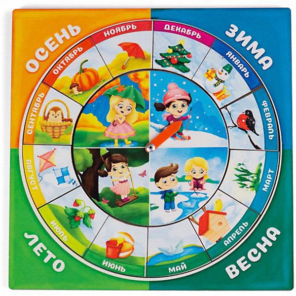 PAREMO Обучающая игра Paremo Календарь для девочек paremo обучающая игра paremo ассоциации 30 элементов