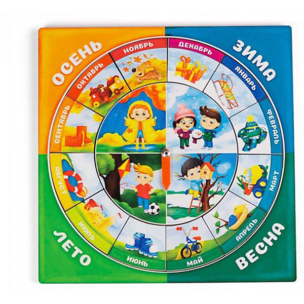 PAREMO Обучающая игра Paremo Календарь для мальчиков paremo обучающая игра paremo ассоциации 30 элементов