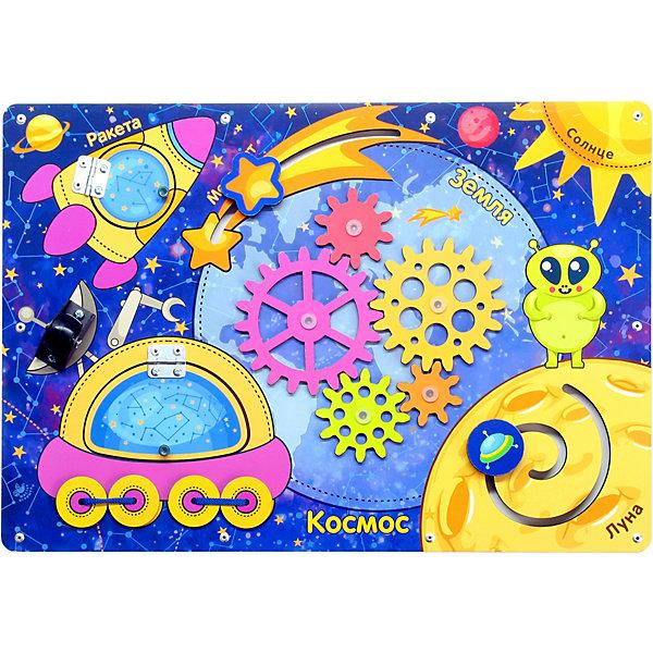 Бизиборд Paremo В космос, 6 элементов фото