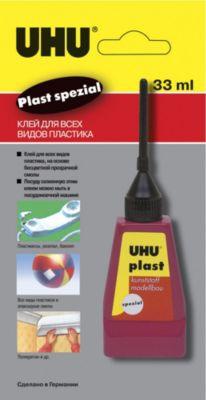 UHU Клей универсальный UHU, 30 г клей универсальный uhu allplast 48426 в 6 г