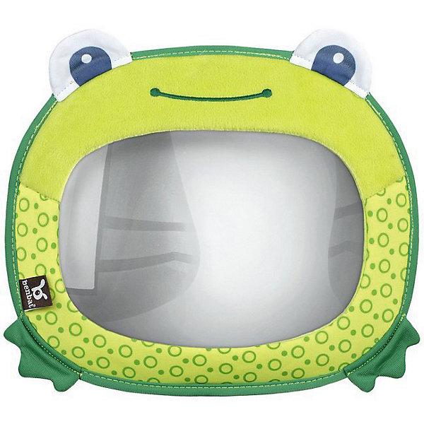 Зеркало в автомобил для контроля за ребенком Benbat, лягушка
