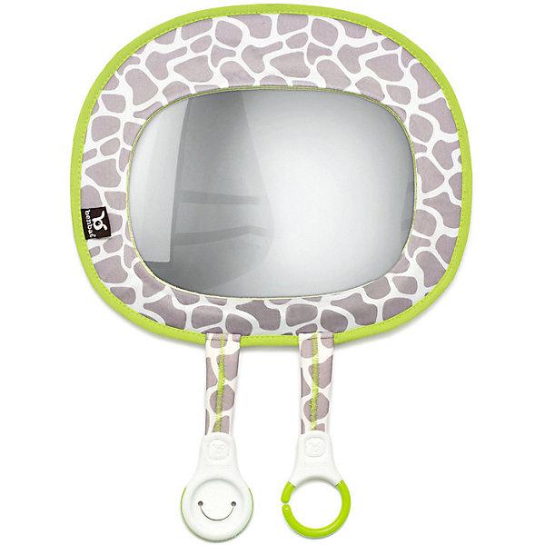 Зеркало в автомобиль  для контроля за ребенком Benbat, жираф
