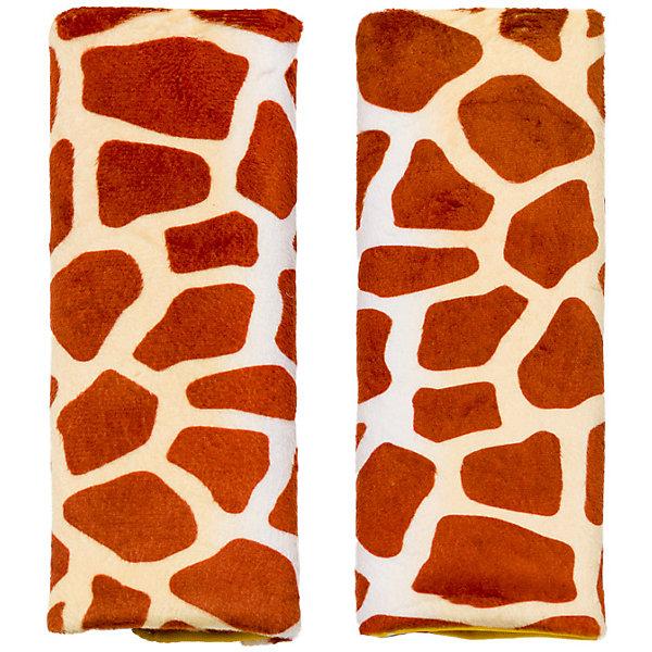 Накладка на ремень в автомобиль Benbat, жираф