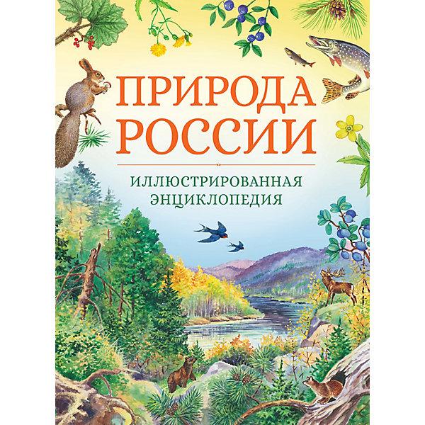 цена на Махаон Энциклопедия Природа России