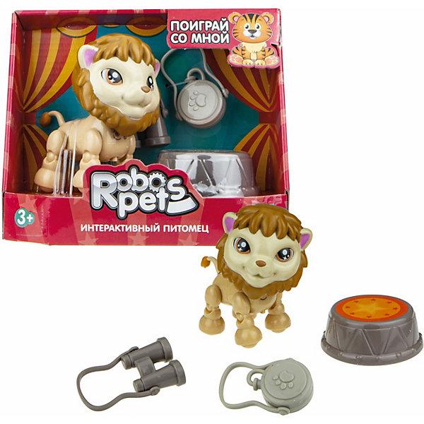 1Toy Игрушка 1Toy Артист цирка: лев, звук игрушка