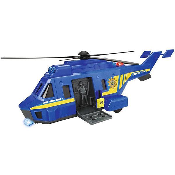 Картинка для Dickie Toys Полицеский вертолет Dickie Toys, 26 см, свет и звук