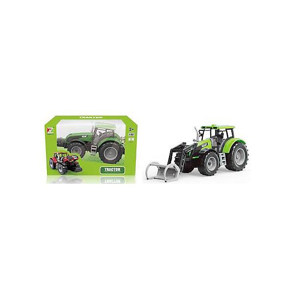 QunXing Toys Трактор QunXing Toys с ковшом водное оружие guangdong qunxing toys join stock co ltd 238