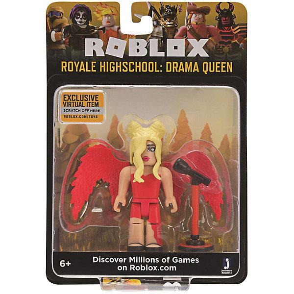 Картинка для Игровая фигурка Jazwares Roblox Королевская школа: Королева драмы