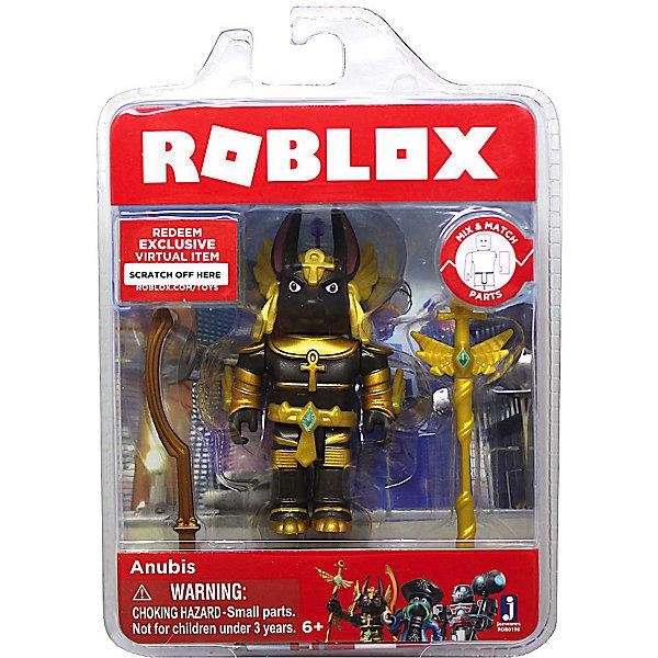 Купить Игровая фигурка Jazwares Roblox Анубис, Китай, Мужской