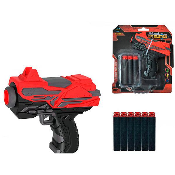 QunXing Toys Бластер QunXing Toys Soft Bullet Gun водное оружие guangdong qunxing toys join stock co ltd 238