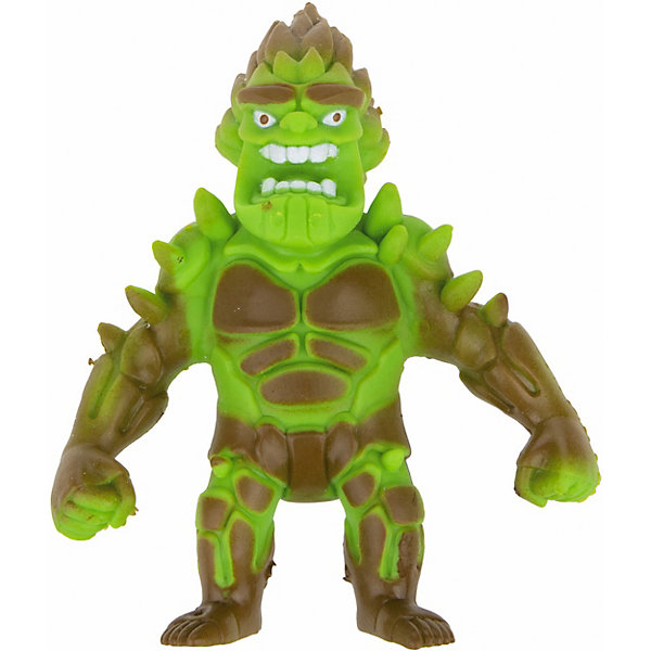 Тянущаяся фигурка 1Toy Monster Flex Человек-Дерево, Китай, оранжевый, Унисекс  - купить со скидкой