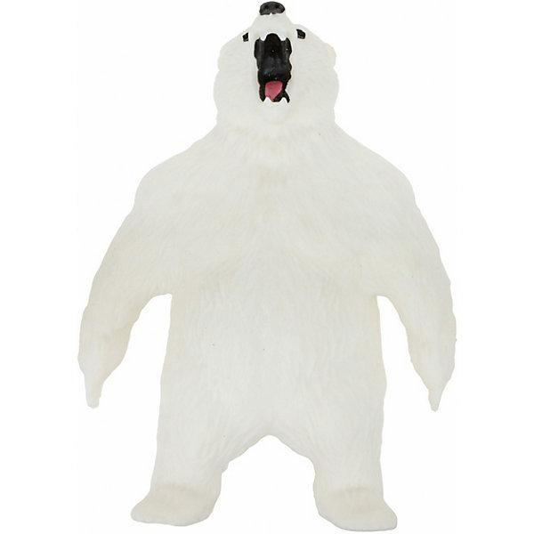 Купить Тянущаяся фигурка 1Toy Monster Flex Полярный медведь, Китай, оранжевый, Унисекс