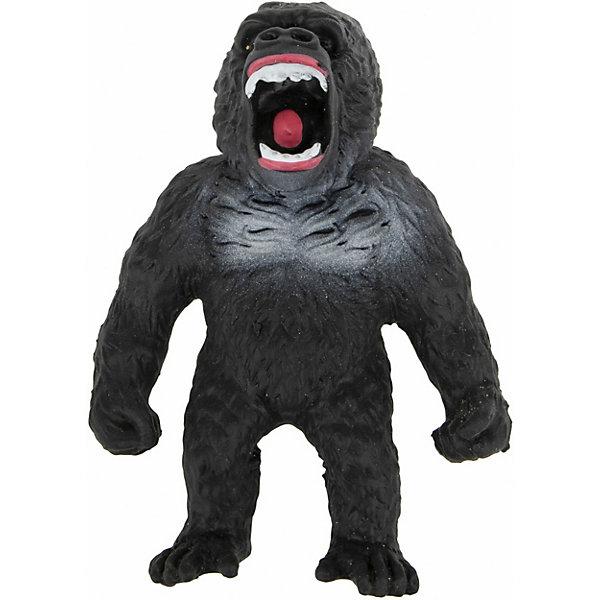 1Toy Тянущаяся фигурка 1Toy Monster Flex Горилла фигурка наша игрушка горилла spl310484