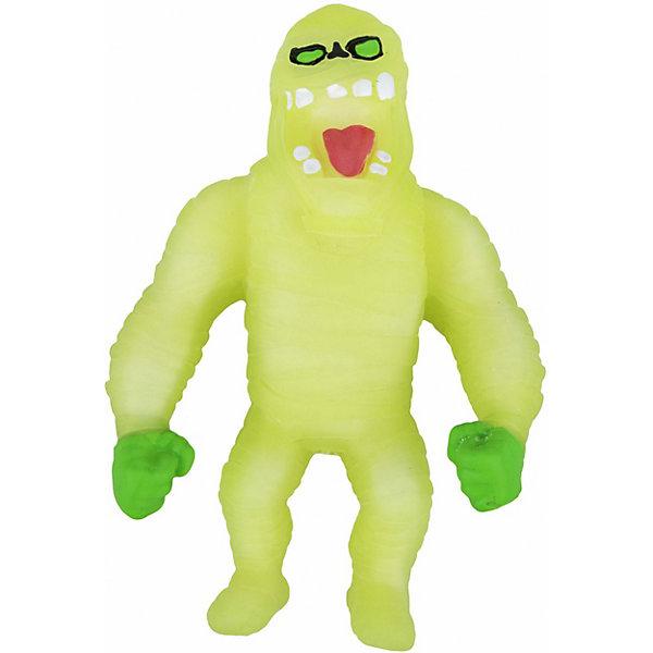 Купить Тянущаяся фигурка 1Toy Monster Flex Мумия, Китай, оранжевый, Унисекс