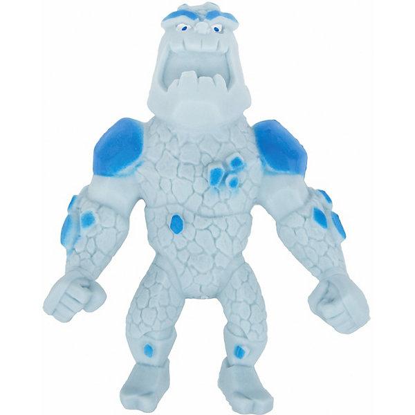 Купить Тянущаяся фигурка 1Toy Monster Flex Человек-Айсберг, Китай, оранжевый, Унисекс