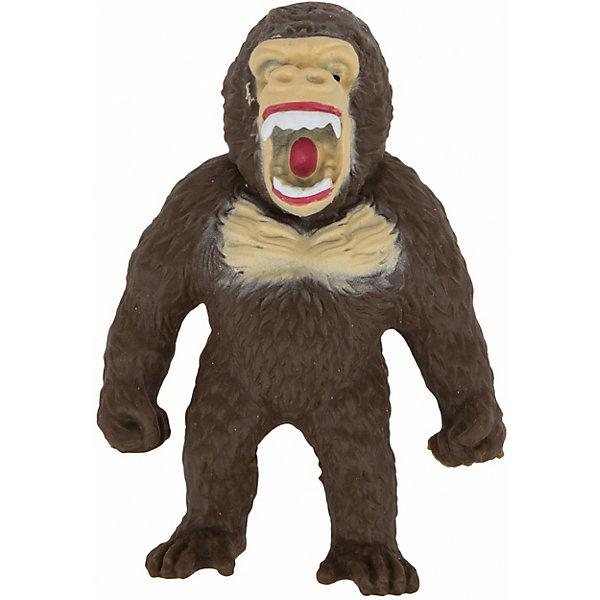 Купить Тянущаяся фигурка 1Toy Monster Flex Орангутан, Китай, оранжевый, Унисекс