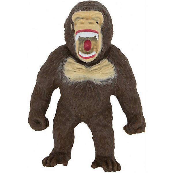 1Toy Тянущаяся фигурка 1Toy Monster Flex Орангутан 1toy тянущаяся фигурка 1toy monster flex полярный медведь