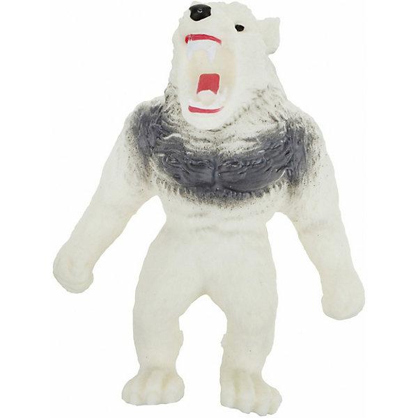 Купить Тянущаяся фигурка 1Toy Monster Flex Арктический оборотень, Китай, оранжевый, Унисекс