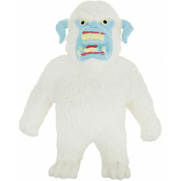 Купить Тянущаяся фигурка 1Toy Monster Flex Йети, Китай, оранжевый, Унисекс