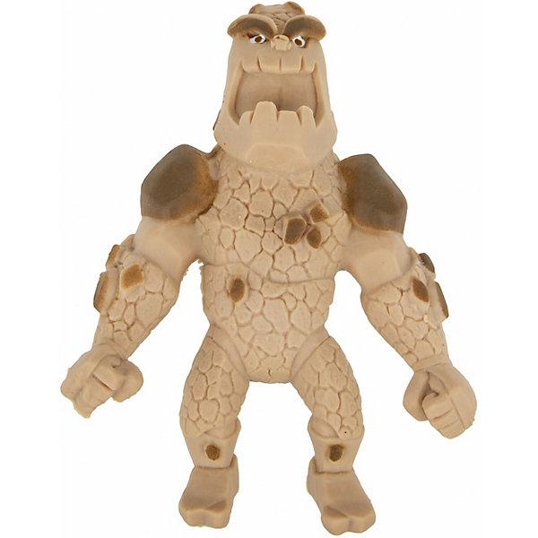 Купить Тянущаяся фигурка 1Toy Monster Flex Человек-скала, Китай, оранжевый, Унисекс