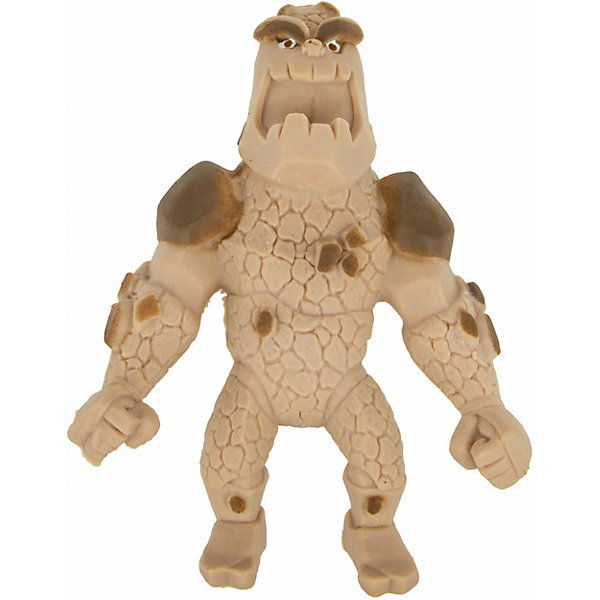 1Toy Тянущаяся фигурка 1Toy Monster Flex Человек-скала 1toy тянущаяся фигурка 1toy monster flex полярный медведь