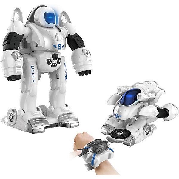 Купить Робот Zhorya Деформер, с наручной катапультой, Китай, Унисекс