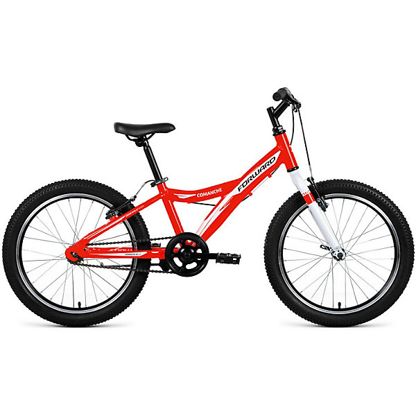 цена на Forward Двухколёсный велосипед Forward Comanche 1.0, 20 дюймов