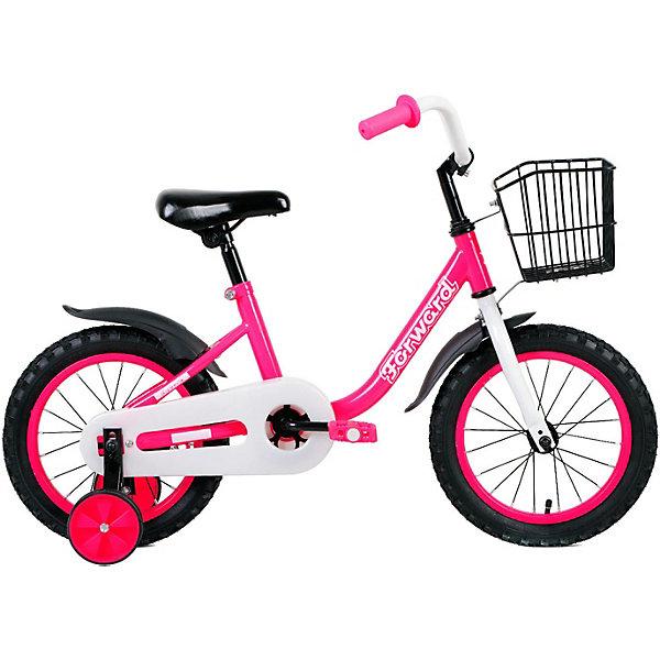 Фото - Forward Двухколёсный велосипед Forward Barrio, 14 дюймов велосипед forward racing 16 girl compact 2015
