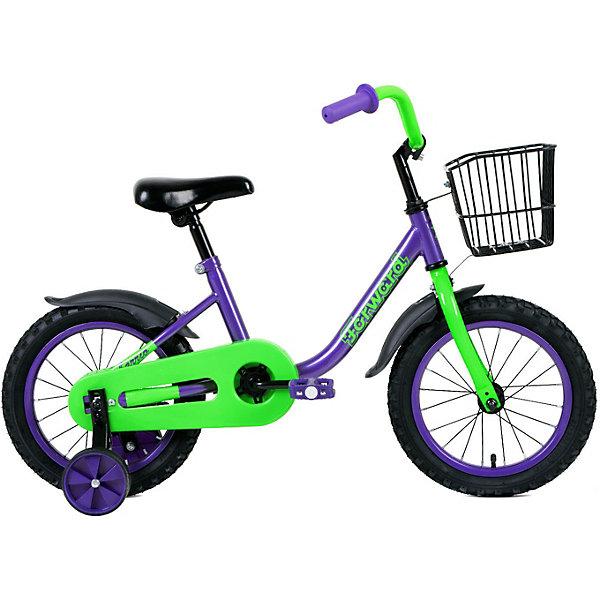 Двухколёсный велосипед Forward Barrio, 14 дюймов