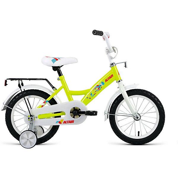 цена на Altair Двухколёсный велосипед ALTAIR Kids, 14 дюймов