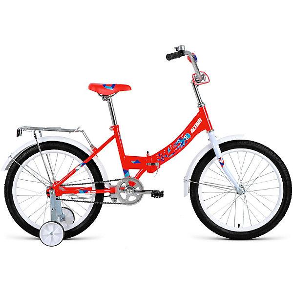 Altair Двухколёсный велосипед ALTAIR Kids, 20 дюймов велосипед двухколесный altair city 20 колесо 20 рама 14 белый