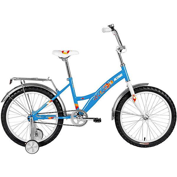 цена на Altair Двухколёсный велосипед ALTAIR Kids, 20 дюймов