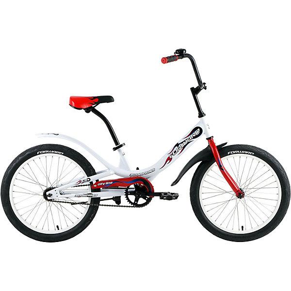 Forward Двухколёсный велосипед Forward Scorpions 1.0, 20 дюймов