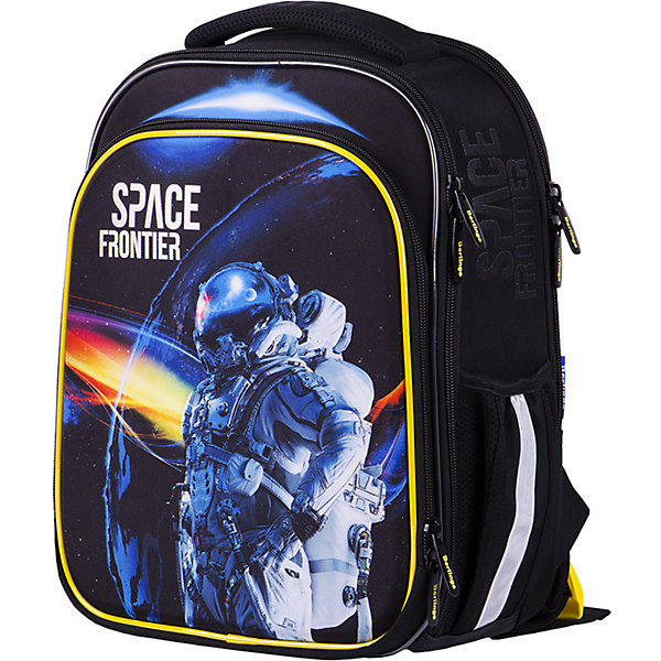 Купить Ранец Berlingo Expert Plus Spaceman, Китай, разноцветный, Мужской