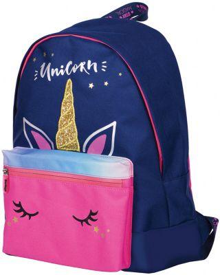 Фото - Berlingo Рюкзак Berlingo Nice Unicorn школьные рюкзаки berlingo рюкзак nice paris
