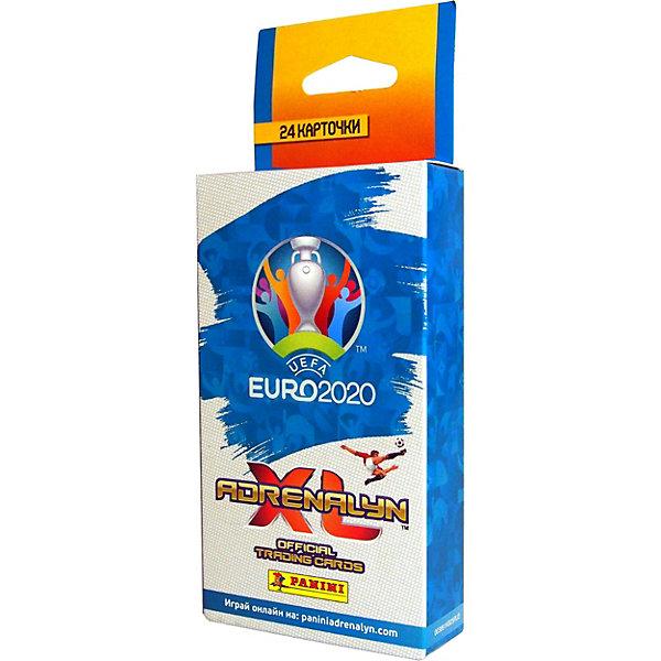 Фото - Panini Блистер с карточками Panini EURO 2020, 3 пакетика детские наклейки panini подарочная упаковка euro 2020 и 2 пакетика карточек