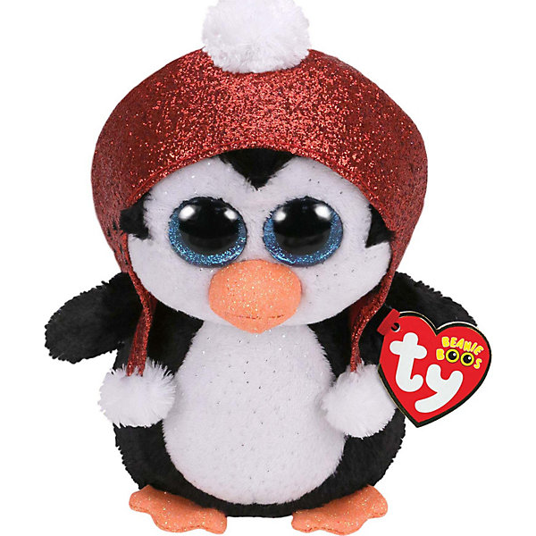 Ty Мягкая игрушка TY Пингвин Гейл, 15 см игрушка