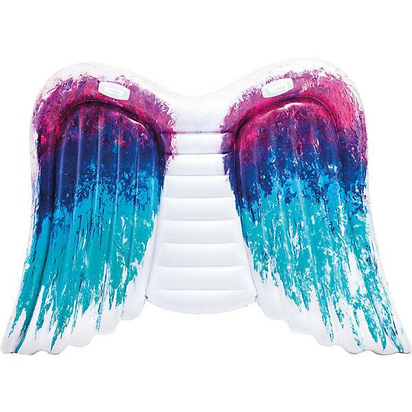 Intex Надувной матрас для плавания Intex Крылья ангела, 251х160 см матрасы для плавания intex надувной матрас лобстер 213х137 см
