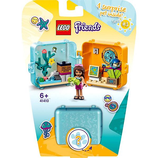 LEGO Конструктор LEGO Friends 41410 Летняя игровая шкатулка Андреа конструктор lego friends игровая шкатулка андреа