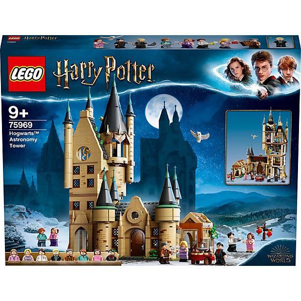Купить Конструктор LEGO Harry Potter 75969: Астрономическая башня Хогвартса, Чехия, Унисекс