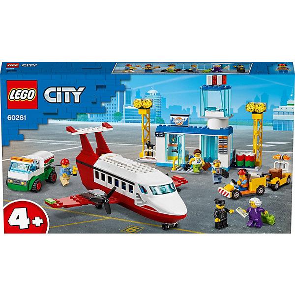 LEGO Конструктор LEGO City 60261: Городской аэропорт