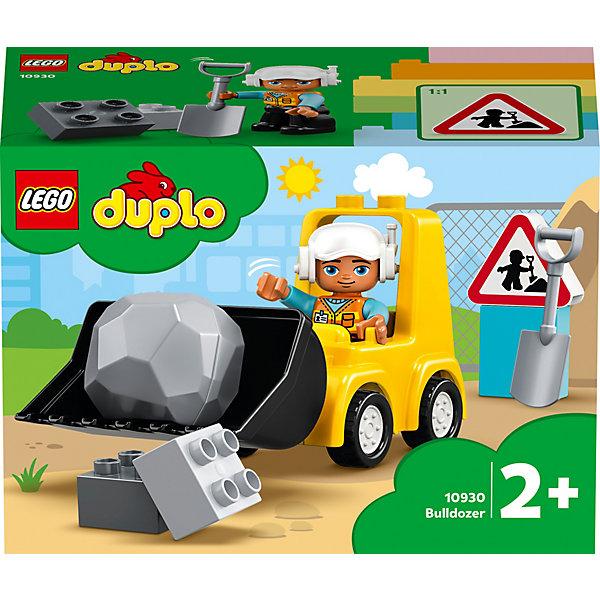Конструктор LEGO DUPLO Town Бульдозер 10930