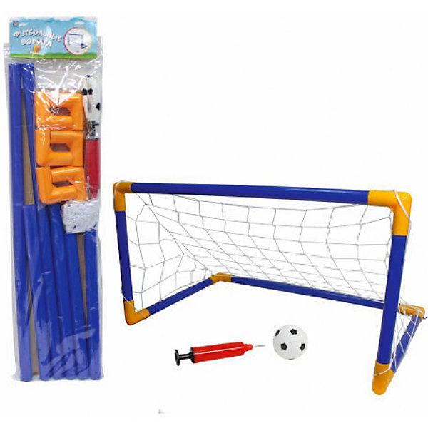 Игровой набор 1Toy Футбольные ворота с мячом