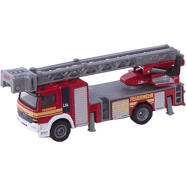 цена на SIKU SIKU 1841 Пожарная машина с лестницей 1:87