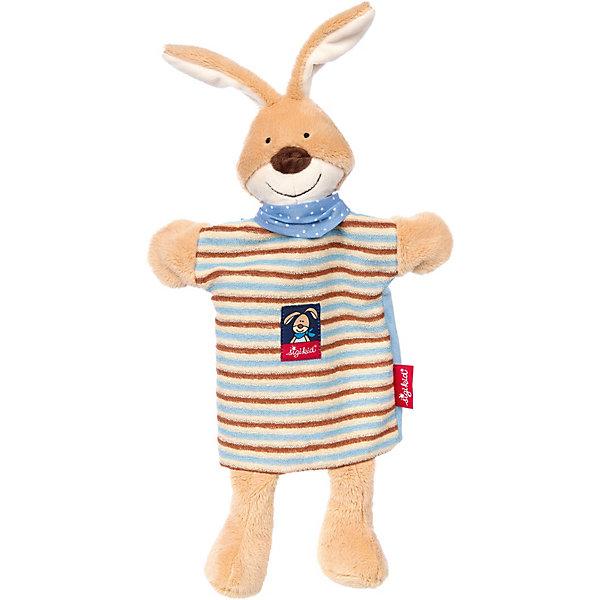 Sigikid Мягконабивная игрушка Sigikid, комфортер Кролик, 33 см