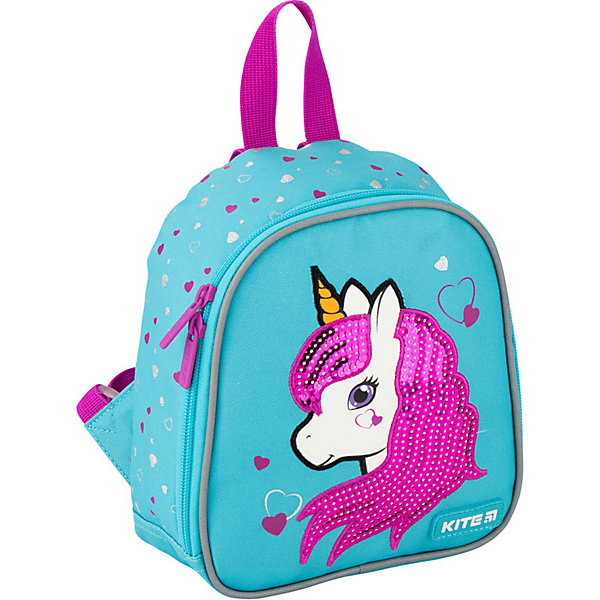 Рюкзак Kite Kids Pink unicorn разноцветный  15076405