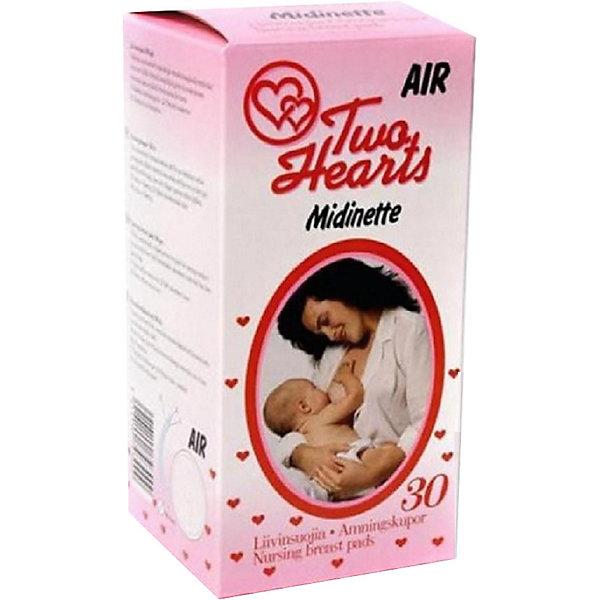 Грудные прокладки для кормящих матерей Мидинетте, 30 шт