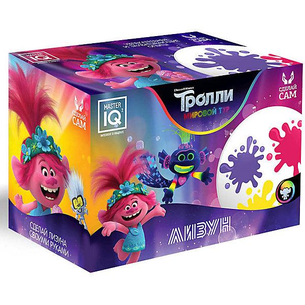 Купить Набор для создания лизуна Master IQ2, -, Россия, разноцветный, Унисекс