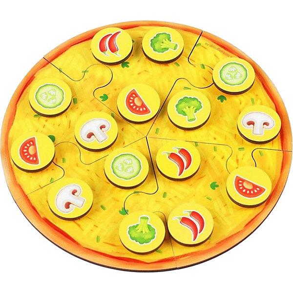 Игровой набор Paremo Собери вегетарианскую пиццу, 20 элементов фото